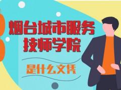 山东省城市服务技师学院毕业是什么文凭